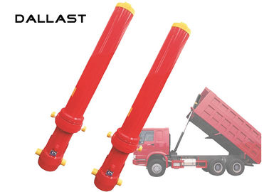 GS Certification Single Acting Hydraulic Cylinder High Lift Dumper Front End FC