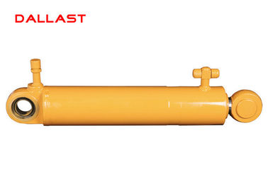Piston Double Acting Telescopic Hydraulic Cylinder for Industry Truck / Fork Lifter / Crane