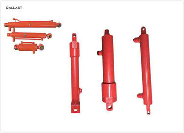Rice Harvester Agricultural Hydraulic Cylinders Double Acting With Piston