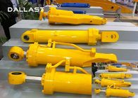 China Double Acting Heavy Duty Hydraulic Cylinder For Industrial Construction Truck factory