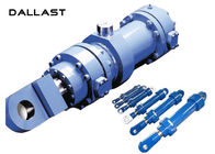 Welded Base Heavy Duty Hydraulic Cylinder Cement Production Lines Vertical Mill Cylinder