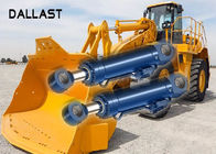 Double Acting Industrial Hydraulic Cylinder for Construction Vehicles​