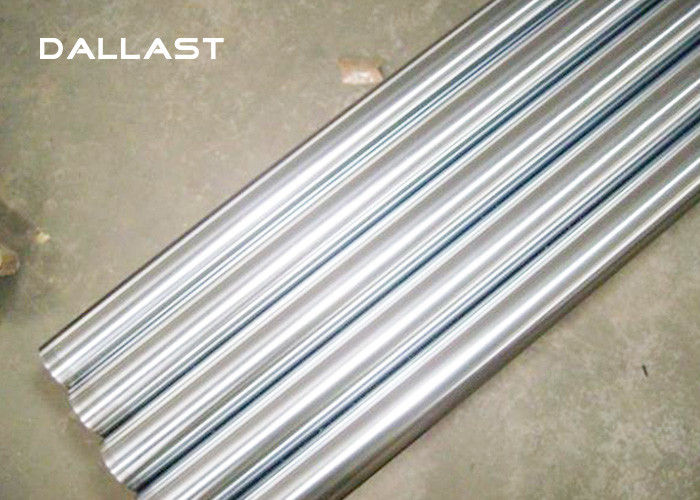 Tie Rod Cold Drawn Seamless Steel Chrome Plated Tubing Double Acting 800-3000mm Length