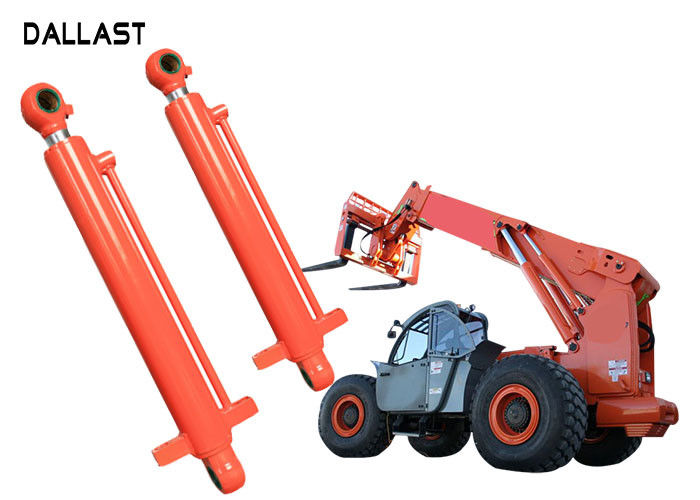 Medium Pressure Double Acting Hydraulic Cylinders for Telehandler