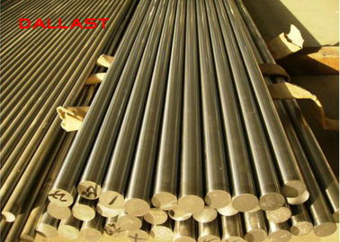 China RoHS Chrome Plated Steel Rod , Hydraulic Cylinder Rod Quenched / Tempered SS factory