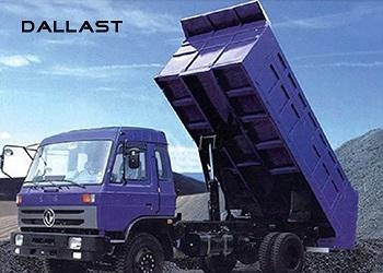 Hoist Dump Truck Double Acting One Stage Hydraulic Cylinder Hydraulic Power Unit