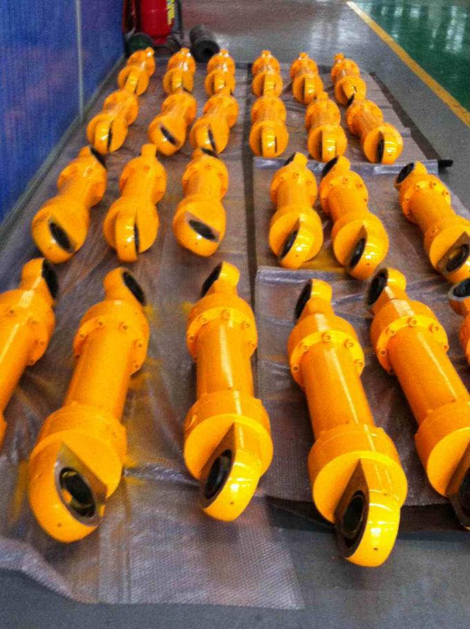 CE Industrial Hydraulic Cylinder Crawler Loaders Earring Telescopic Sleeve