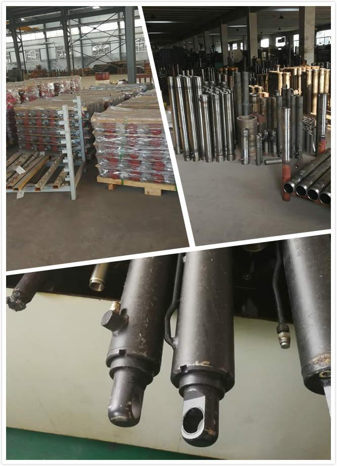 High Press Hydraulic Cylinders ,  Returning Agricultural Hydraulic Oil Cylinder