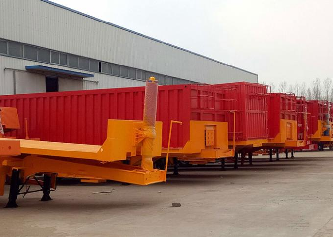 Maximum 6 Stages Single Acting Hydraulic RAM Cylinders for Heavy Duty Machinery