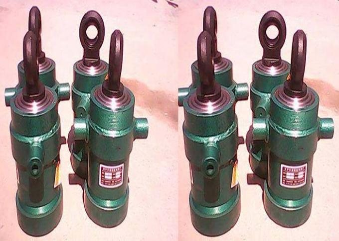 Hydraulic Cylinder TG Series Single Acting For Dumper / Dump Truck