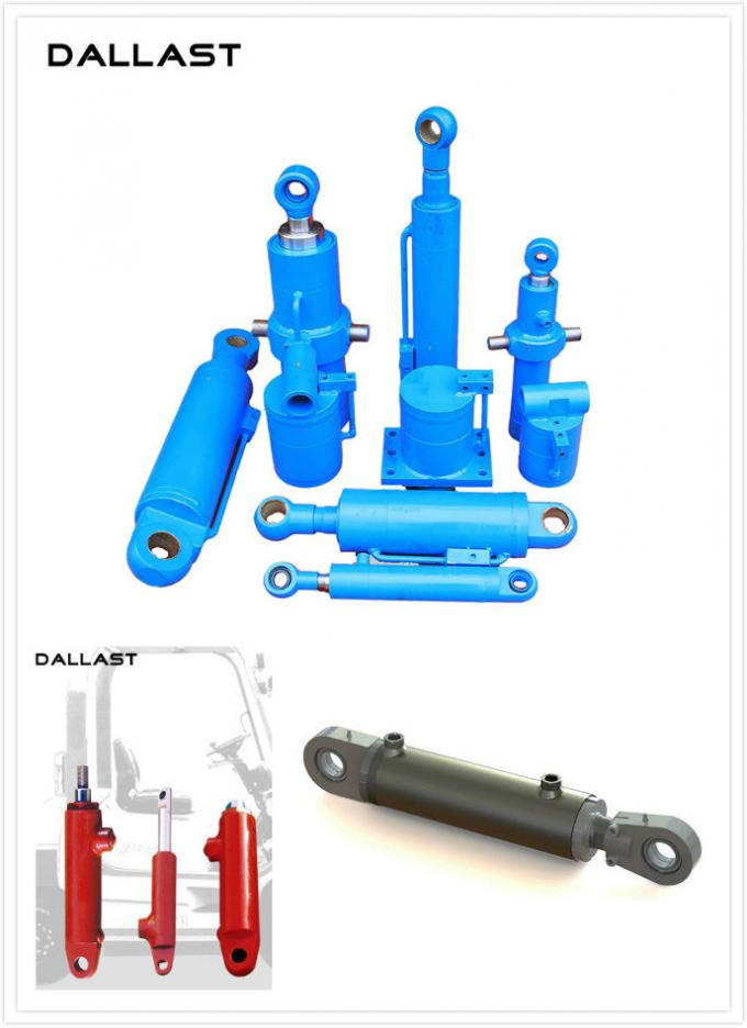 16-32 Mpa Double Acting Hydraulic Cylinder for Agricultural Farm Truck