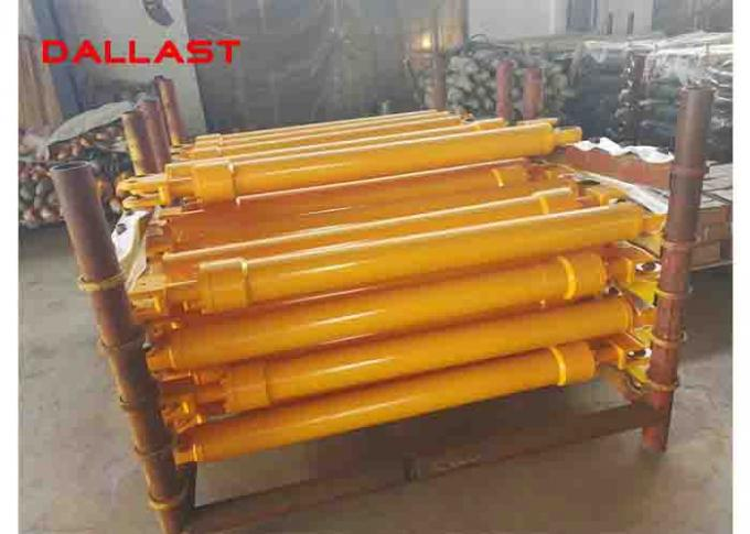 Hydraulic Cylinder Double Acting High Pressure High Temperature Stainless Steel