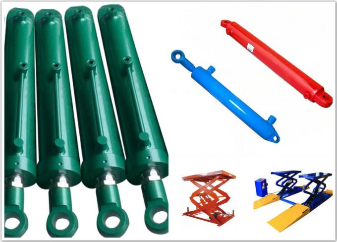 Ultra Thin Scissor Lift Standard Compact Hydraulic Hoist Cylinder with CE ISO9001
